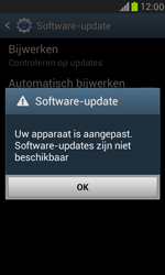 Samsung Galaxy S III Mini - software - update installeren zonder pc - stap 8