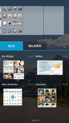 Huawei Ascend G526 - Startanleitung - Installieren von Widgets und Apps auf der Startseite - Schritt 5