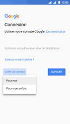 Nokia 3 - Android Oreo - Applications - Créer un compte - Étape 6