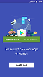 HTC U Play - apps - account instellen - stap 20