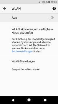 Sony Xperia XA2 Ultra - WLAN - Manuelle Konfiguration - Schritt 6