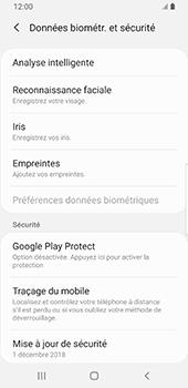 Samsung Galaxy S9 Android Pie - Appareil - configurer Localiser mon appareil - Étape 5