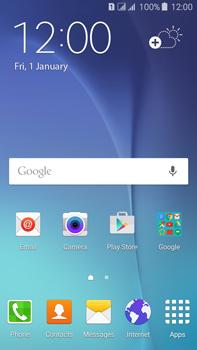 Jawwy - Samsung Galaxy J7 - Internet: Manually configure