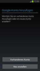 Samsung Galaxy S III - Apps - Einrichten des App Stores - Schritt 4