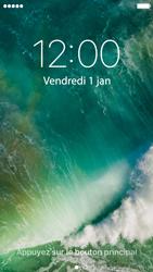 Apple iPhone SE - iOS 10 - Téléphone mobile - Comment effectuer une réinitialisation logicielle - Étape 4