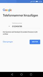 Huawei P10 - Apps - Konto anlegen und einrichten - 12 / 19