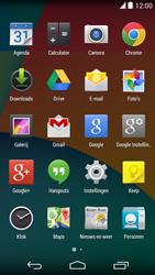 LG Google Nexus 5 - Instellingen aanpassen - Fabrieksinstellingen terugzetten - Stap 3