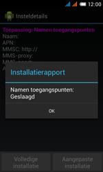 Alcatel OT-4033X Pop C3 - MMS - automatisch instellen - Stap 7