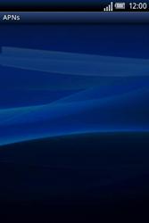 Sony Ericsson Xperia X8 - Internet - Manuelle Konfiguration - 8 / 23