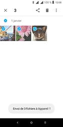 Alcatel 1 - Photos, vidéos, musique - Envoyer une photo via Bluetooth - Étape 12