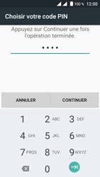 Crosscall Trekker M1 Core - Sécuriser votre mobile - Personnaliser le code PIN de votre carte SIM - Étape 10