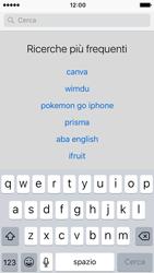 Apple iPhone SE - iOS 10 - Applicazioni - Installazione delle applicazioni - Fase 11