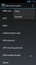 Acer Liquid Z5 - MMS - Manual configuration - Step 15