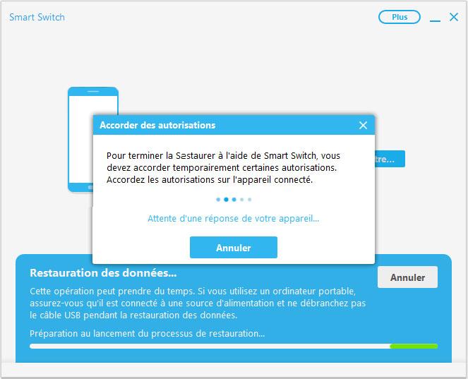 Samsung Galaxy S10 Plus - Aller plus loin - Gérer vos données avec un ordinateur - Étape 16