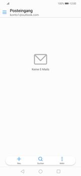 Huawei Mate 20 Lite - E-Mail - Konto einrichten (outlook) - Schritt 3