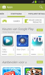 Samsung I8260 Galaxy Core - apps - app store gebruiken - stap 5