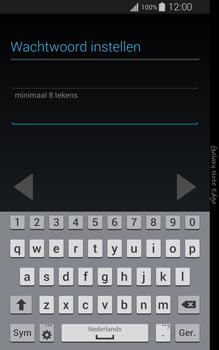 Samsung Galaxy Note Edge - apps - account instellen - stap 11