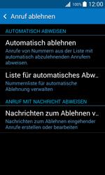 Samsung G318H Galaxy Trend 2 Lite - Anrufe - Anrufe blockieren - Schritt 6
