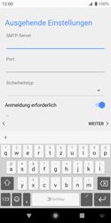 Sony Xperia XZ2 Compact - Android Pie - E-Mail - Konto einrichten - Schritt 15