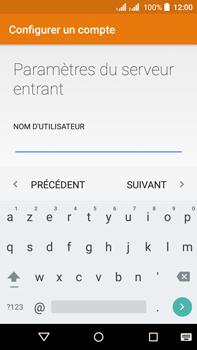 Acer Liquid Z630 - E-mail - Configuration manuelle - Étape 11