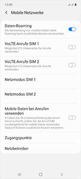 Samsung Galaxy A51 - Internet und Datenroaming - Deaktivieren von Datenroaming - Schritt 6