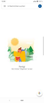 Sony Xperia 10 Plus - E-Mail - Konto einrichten (gmail) - Schritt 16