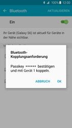 Samsung G925F Galaxy S6 Edge - Bluetooth - Geräte koppeln - Schritt 9