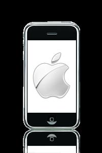 Apple iPhone - Internet - sites les plus visités - Étape 1