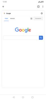 OnePlus 7 - Internet et connexion - Naviguer sur internet - Étape 16
