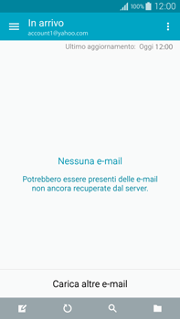 Samsung Galaxy Note 4 - E-mail - 032b. Email wizard - Yahoo - Fase 7