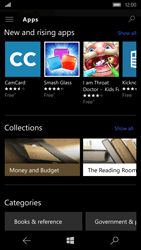 Microsoft Lumia 950 - Applications - Download apps - Step 12