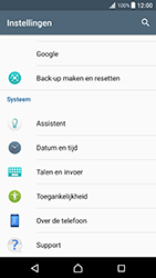 Sony Xperia XZ Premium - Software update - update installeren zonder PC - Stap 4