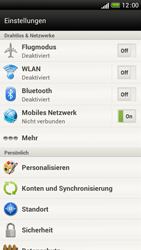 HTC One S - MMS - Manuelle Konfiguration - Schritt 4