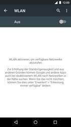 Motorola Moto G 3rd Gen. (2015) - WLAN - Manuelle Konfiguration - Schritt 5