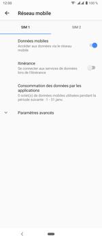 Sony Xperia 5 - WiFi - Activez WiFi Calling - Étape 7