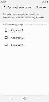 Samsung galaxy-a6-sm-a600fn-ds-android-pie - Contacten en data - Contacten overzetten via Bluetooth - Stap 9