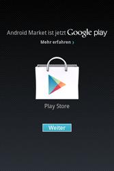 HTC Explorer - Apps - Konto anlegen und einrichten - 16 / 19