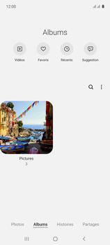Samsung Galaxy A71 - Photos, vidéos, musique - Envoyer une photo via Bluetooth - Étape 6