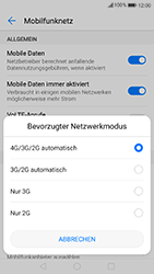Huawei P10 Lite - Netzwerk - Netzwerkeinstellungen ändern - Schritt 6