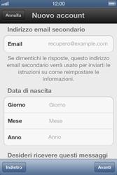 Apple iPhone 4 - Applicazioni - Configurazione del negozio applicazioni - Fase 10