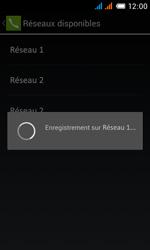 Alcatel One Touch Pop C3 - Réseau - Sélection manuelle du réseau - Étape 12