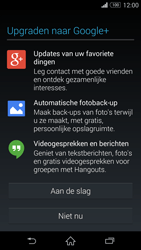 Sony Xperia Z3 Compact 4G (D5803) - Applicaties - Account aanmaken - Stap 19