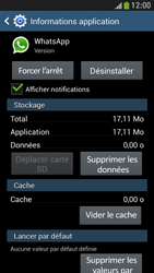 Samsung Galaxy S4 Mini - Applications - Supprimer une application - Étape 7
