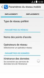 Huawei Y625 - Internet - configuration manuelle - Étape 6