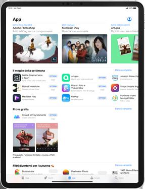 Apple iPad Air (2019) - iPadOS 13 - Applicazioni - Installazione delle applicazioni - Fase 7