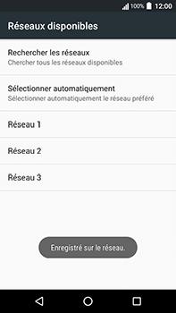 Acer Liquid Zest 4G Plus - Réseau - Sélection manuelle du réseau - Étape 10
