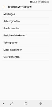 Samsung Galaxy A8 (2018) - MMS - probleem met ontvangen - Stap 12