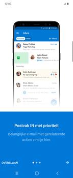 Samsung Galaxy Z Flip Single-SIM + eSIM (SM-F700F) - E-mail - 032c. Email wizard - Outlook - Stap 12