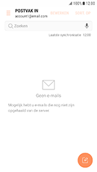 Samsung Galaxy Xcover 4 (G390) - E-mail - Account instellen (POP3 zonder SMTP-verificatie) - Stap 15