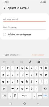 Samsung Galaxy A40 - E-mails - Ajouter ou modifier votre compte Outlook - Étape 7